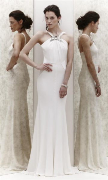 Jenny Packham Bridal Spring Collection 2013  - February 2013 - BellaNaija007