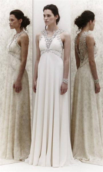 Jenny Packham Bridal Spring Collection 2013  - February 2013 - BellaNaija010