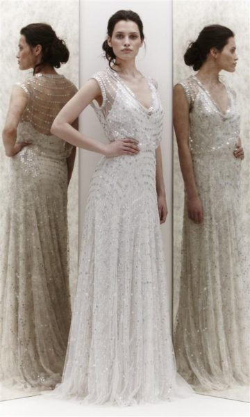 Jenny Packham Bridal Spring Collection 2013  - February 2013 - BellaNaija017