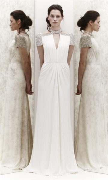 Jenny Packham Bridal Spring Collection 2013  - February 2013 - BellaNaija018