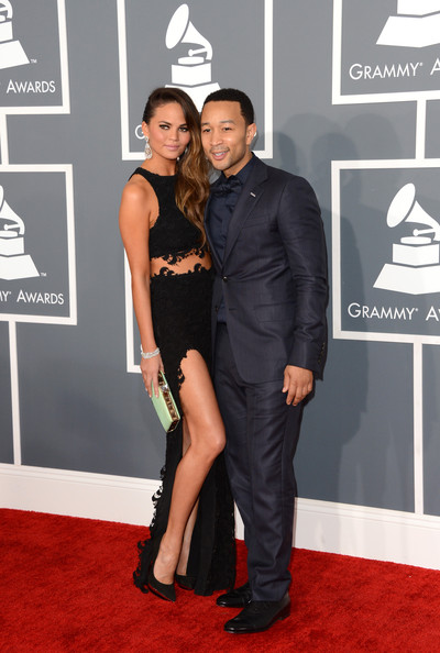Christine Teigen & John Legend