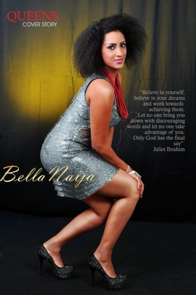 Juliet Ibrahim Queens Magazine - February 2013 - BellaNaija003