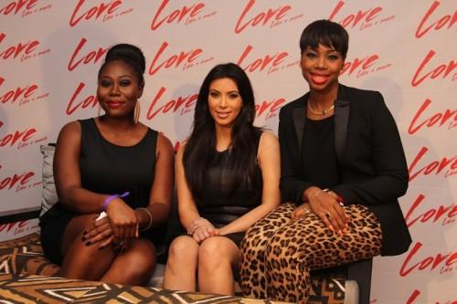 Kim Kardashian Darey Lagos - February 2013 - BellaNaija009