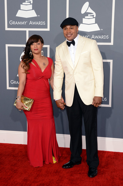 LL Cool J & Simone Johnson
