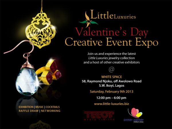 Little Luxuries Valentine's Day Creative Event Expo