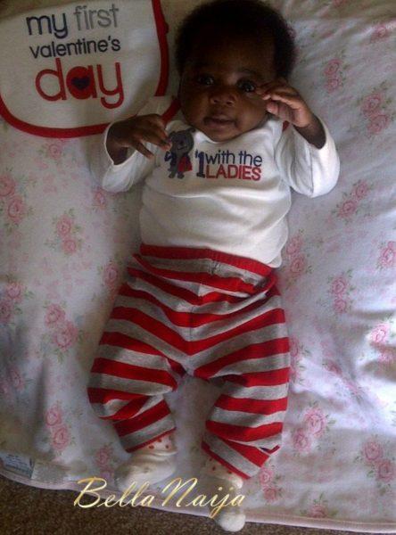 Mecy Johnson Baby Purity - February 2013 - BellaNaija004