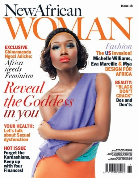 New African Woman Feb Issue - February 2013 - BellaNaija001