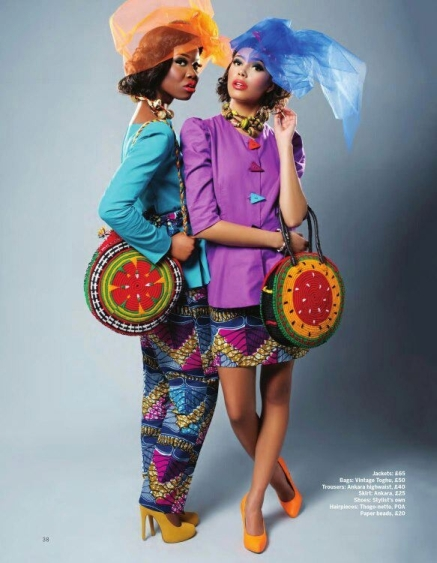 New African Woman Feb Issue - February 2013 - BellaNaija004