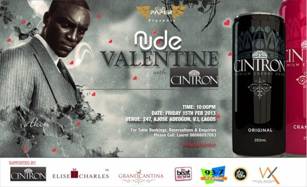 Nude Valentine with Cintron - BellaNaija
