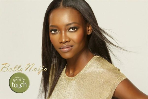Oluchi Orlandi for Natures Gentle Touch - February 2013 - BellaNaija003