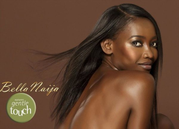 Oluchi Orlandi for Natures Gentle Touch - February 2013 - BellaNaija005