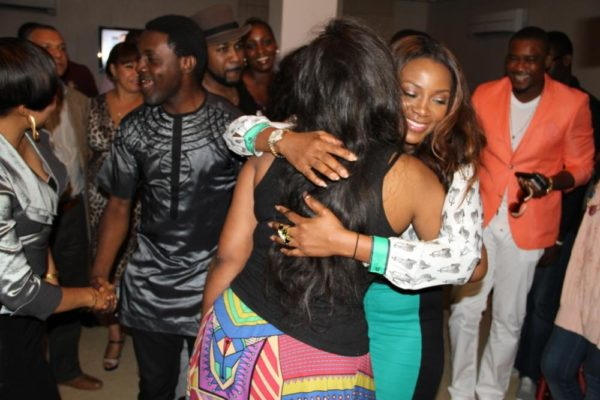Omotola Jalade-Ekeinde's Surprise 35th Birthday Party - BellaNaija03