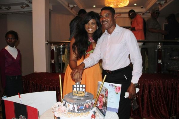 Omotola Jalade-Ekeinde's Surprise 35th Birthday Party - BellaNaija08