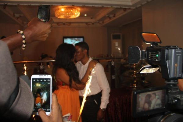 Omotola Jalade-Ekeinde's Surprise 35th Birthday Party - BellaNaija10