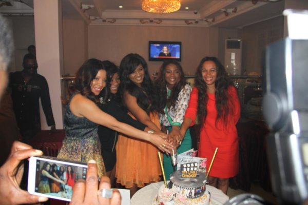 Omotola Jalade-Ekeinde's Surprise 35th Birthday Party - BellaNaija11