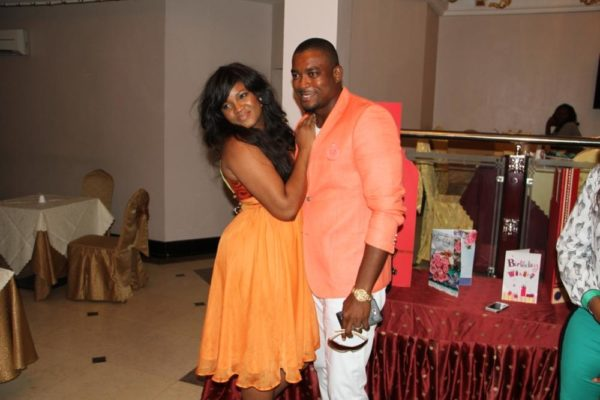 Omotola Jalade-Ekeinde's Surprise 35th Birthday Party - BellaNaija14