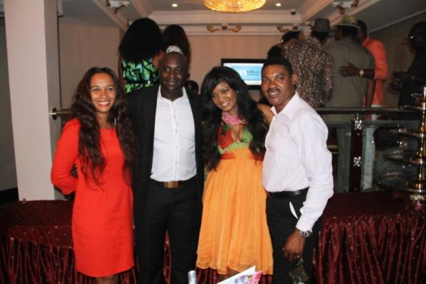 Omotola Jalade-Ekeinde's Surprise 35th Birthday Party - BellaNaija16