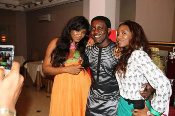 Omotola Jalade-Ekeinde's Surprise 35th Birthday Party - BellaNaija18