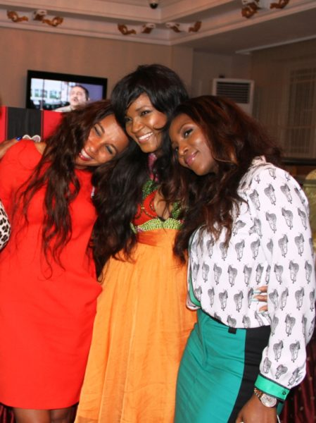 Omotola Jalade-Ekeinde's Surprise 35th Birthday Party - BellaNaija19