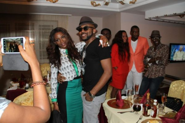 Omotola Jalade-Ekeinde's Surprise 35th Birthday Party - BellaNaija21