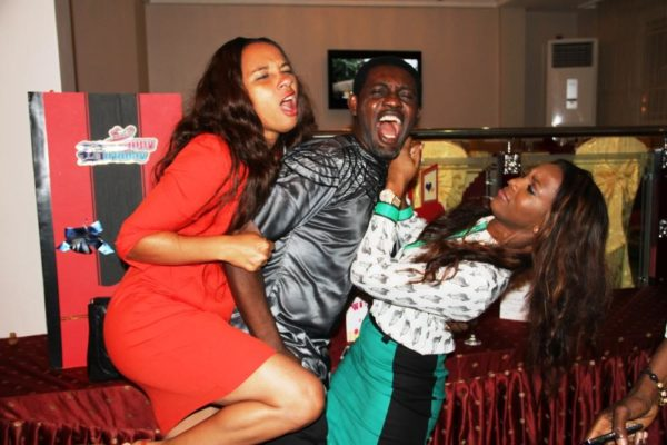 Omotola Jalade-Ekeinde's Surprise 35th Birthday Party - BellaNaija22