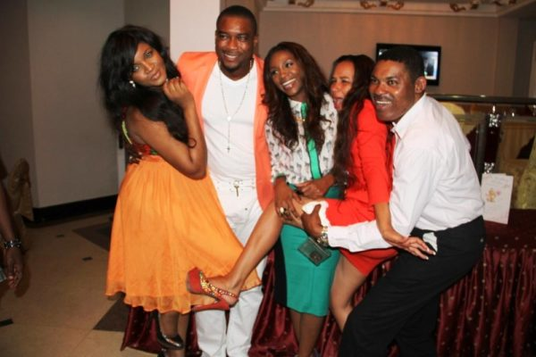 Omotola Jalade-Ekeinde's Surprise 35th Birthday Party - BellaNaija23