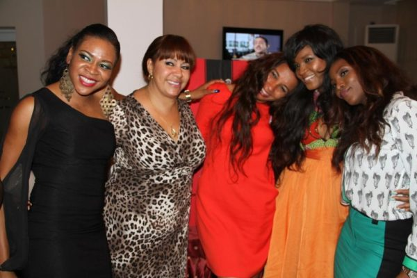 Omotola Jalade-Ekeinde's Surprise 35th Birthday Party - BellaNaija25