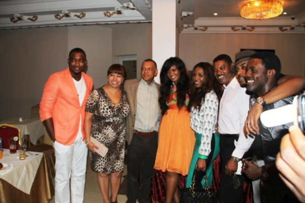 Omotola Jalade-Ekeinde's Surprise 35th Birthday Party - BellaNaija26