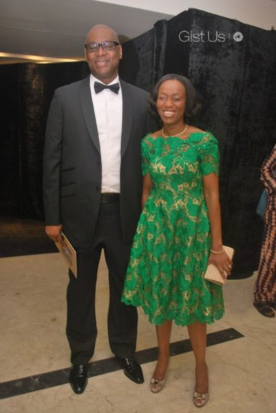 Pastor Agu & Sola Irukwu