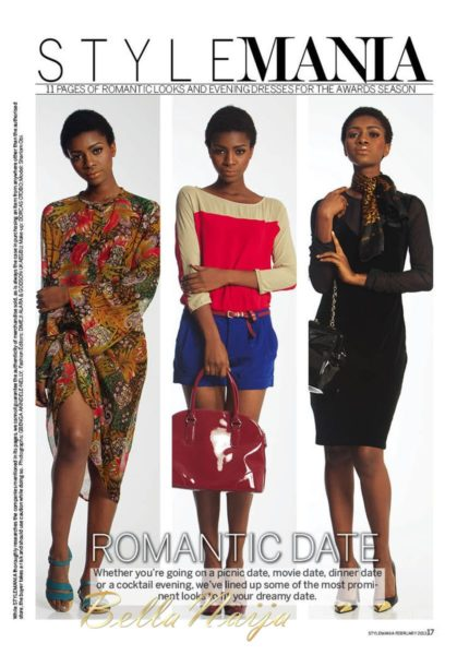 StyleMANIA Magazine Valentine's Issue - February 2013 - BellaNaija005