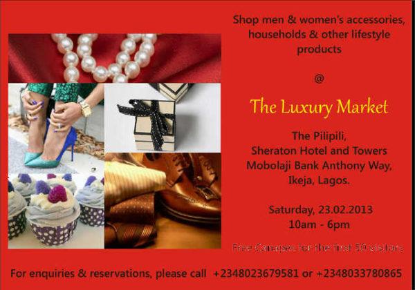 The Luxury Market