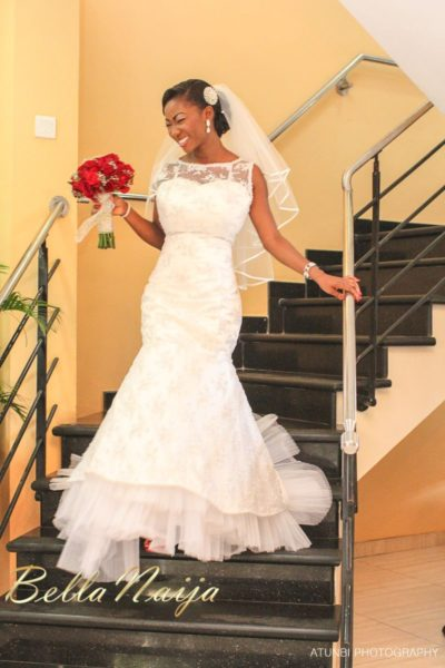 Tolu Oyesiku & Ben Ekatah White Wedding - February 2013 - BellaNaija098