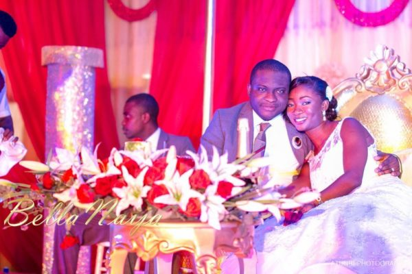 Tolu Oyesiku & Ben Ekatah White Wedding - February 2013 - BellaNaija444