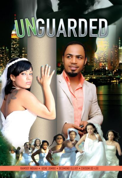 Unguarded Poster