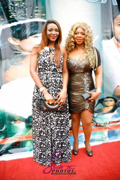 Genevieve Nnaji & Chisom Oz-Lee