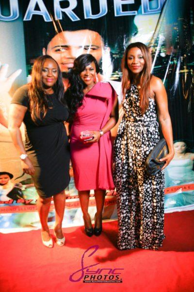 Emem Isong, Uche Jombo & Genevieve Nnaji