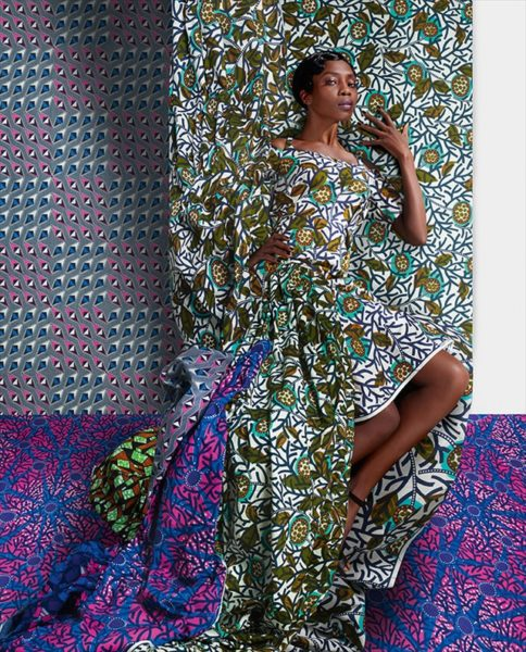 Vlisco's Jeu De Couleurs Collection Ad Campaign - February 2013 - BellaNaija004