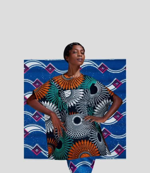 Vlisco's Jeu De Couleurs Collection Ad Campaign - February 2013 - BellaNaija009