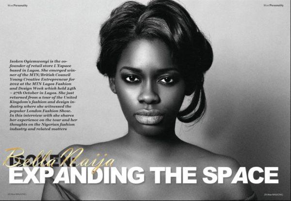 WOW Magazine Rita Dominic - February 2013 - BellaNaija007