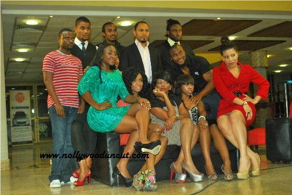 Weekend Getaway Cast - BellaNaija