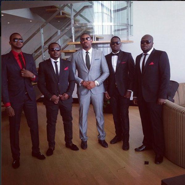 Papa Omisore, Eldee, Don Jazzy, Dr SID, Andrew Esiri