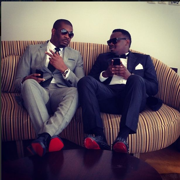 Don Jazzy & Dr SID
