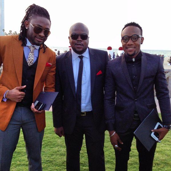 Uti, Andrew Esiri & KC