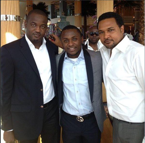 Tayo, Ubi & Cecil Hammond