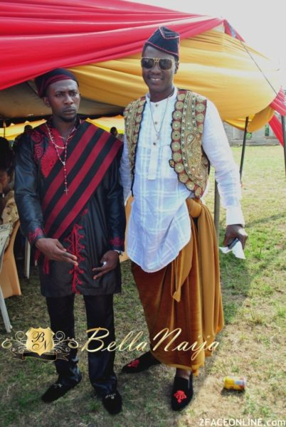 2Face Idibia & Annie Macaulay Traditional Wedding - BellaNaija - March 2013 - BellaNaija001