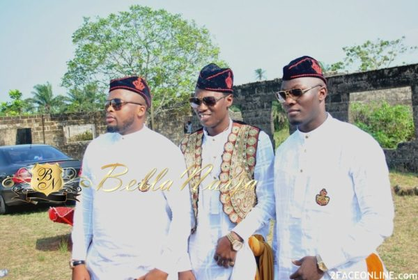 2Face Idibia & Annie Macaulay Traditional Wedding - BellaNaija - March 2013 - BellaNaija002