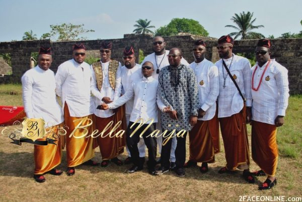 2Face Idibia & Annie Macaulay Traditional Wedding - BellaNaija - March 2013 - BellaNaija005