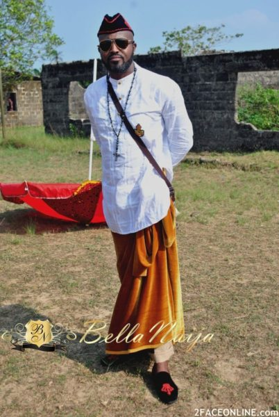 2Face Idibia & Annie Macaulay Traditional Wedding - BellaNaija - March 2013 - BellaNaija006