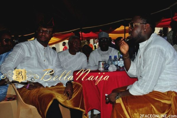 2Face Idibia & Annie Macaulay Traditional Wedding - BellaNaija - March 2013 - BellaNaija014
