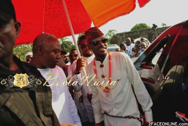 2Face Idibia & Annie Macaulay Traditional Wedding - BellaNaija - March 2013 - BellaNaija024